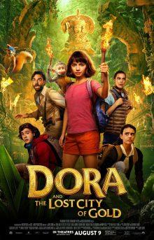 Dora Và Thành Phố Vàng Bị Lãng Quên
