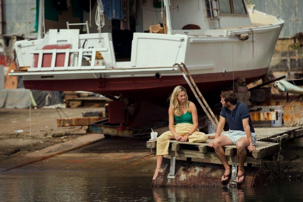 Giành anh từ biển là câu chuyện tình đầy lãng mạn