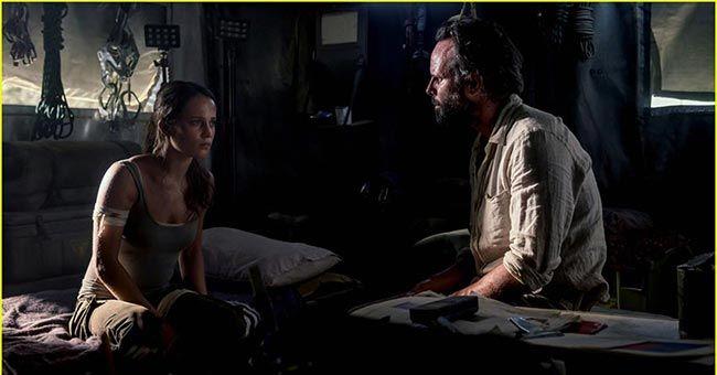 Lara - cô gái trưởng thành từ chuyến đi tìm cha