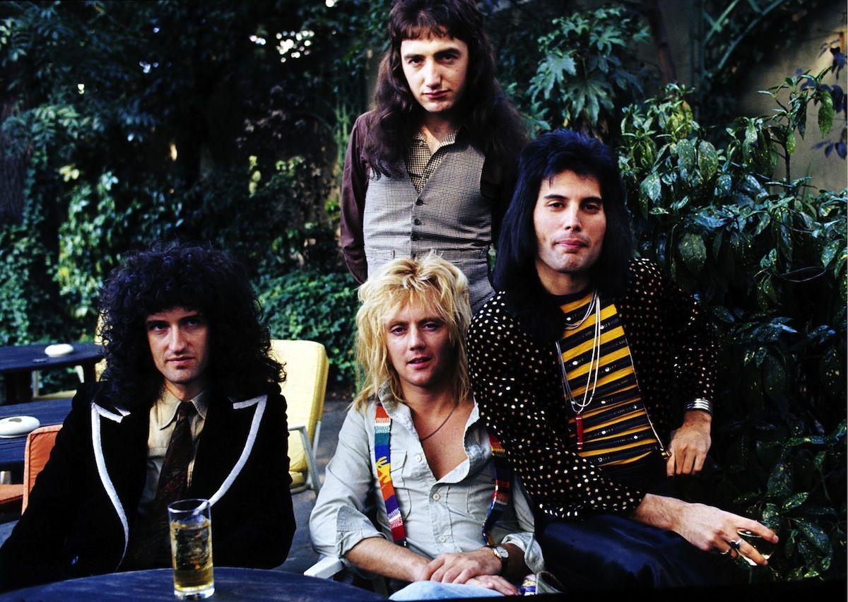 Bộ phim được chuyển thề từ cuộc đời của ban nhạc Queen