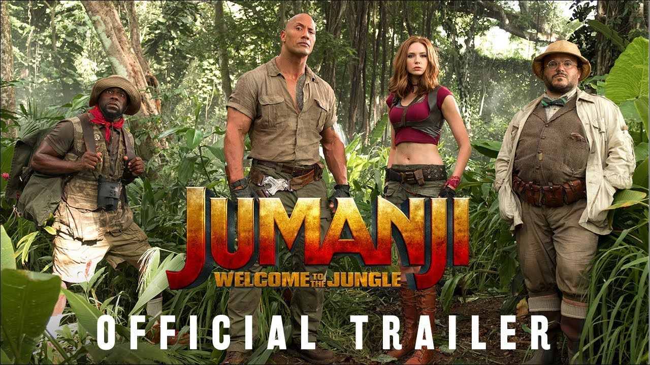 Jumanji: Trò chơi kỳ ảo thu về 100 triệu USD sau 3 ngày công chiếu chính thức