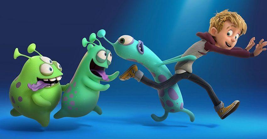 Luis và nhóm bạn ngoài hành tinh là một bộ phim đầy thú vị