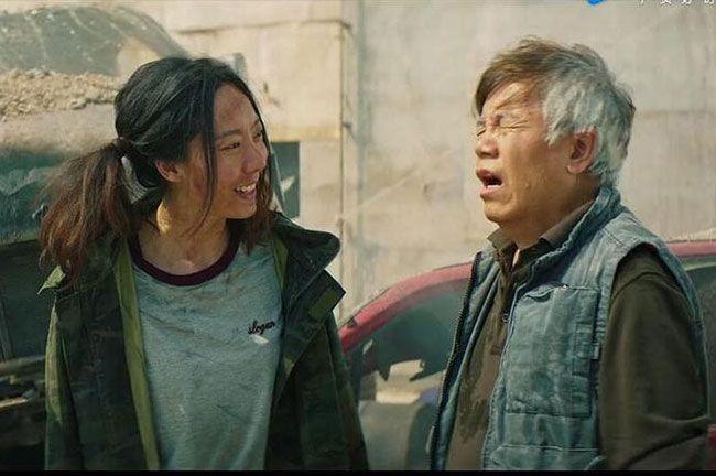Tân Vua hài kịch là tác phẩm châm biếm nền điện ảnh Trung Quốc