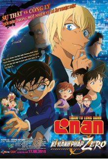 Thám Tử Lừng Danh Conan: Kẻ Hành Pháp Zero