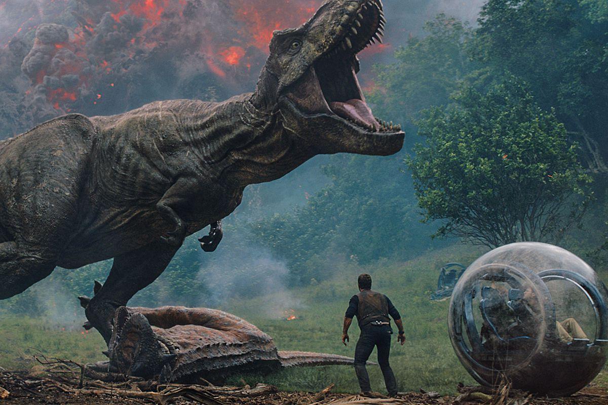 Thế giới khủng long: Vương quốc sụp đổ thực sự hấp dẫn