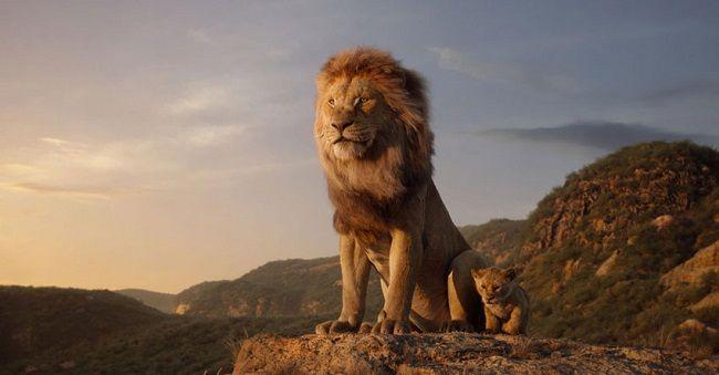The Lion King bám sát bản gốc