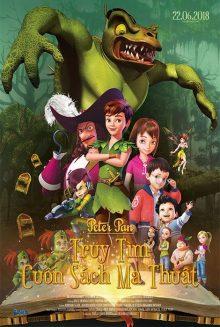 Peter Pan: Truy Tìm Quyển Sách Ma Thuật