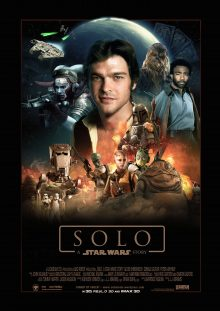 Solo: Star Wars Ngoại Truyện