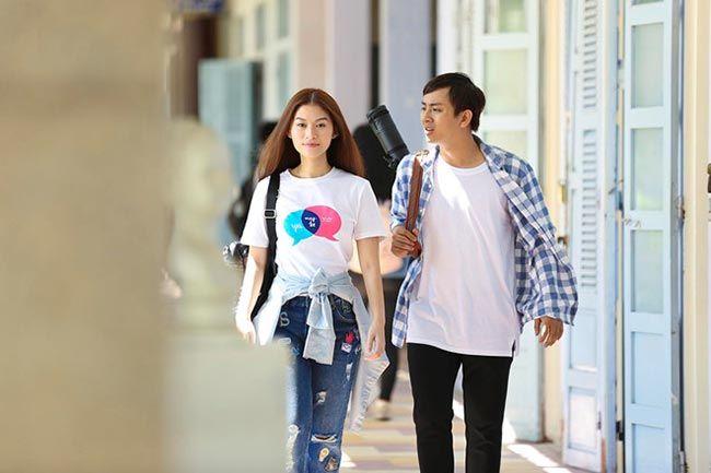 Bộ phim là câu chuyện về anh chàng Khôi và cô nàng Hiền