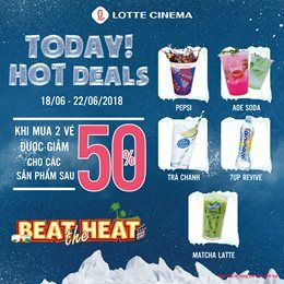 Today! Hot Deals