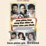 Lễ Hội Phim Việt cùng Lotte Cinema
