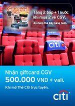 Cơn Sốt Điện Ảnh Thứ Bảy tại CGV