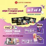 Đi 1 Về 3 - Thứ 5 Măm Quà Cùng Lotte Cinema