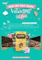 Hẹn Hò Rạp Sang, Valentine Cực Đỉnh tại CGV Cinemas