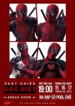 Suất Chiếu Đặc Biệt - Deadpool 2 tại CGV