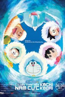 Doraemon Nobita Và Chuyến Thám Hiểm Nam Cực Kachi Kochi